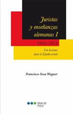 Juristas y enseñanzas alemanas